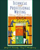 Technical and Professional Writing