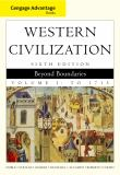 Western Civilization 6th Edition