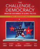 The Challenge of Democracy 9th Edition