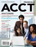 Financial ACCT 2nd Edition