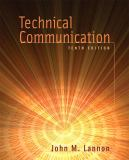 Technical Communication 9780321270764