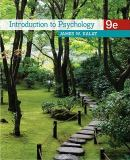 Introduction to Psychology 9780495810766