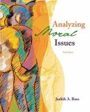 Analyzing Moral Issues with Reasoning, Reading, Writing, and Debating in Ethics Student CD-ROM and PowerWeb 9780072980769