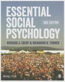 Essential Social Psychology 9781446270776