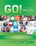 Go! With Office 2016 1st Edition