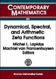 Dynamical, Spectral, and Arithmetic Zeta Functions 9780821820797
