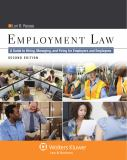 Employment Law 2nd Edition