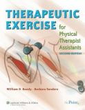 Therapeutic Exercise for Physical Therapist Assistants 2nd Edition