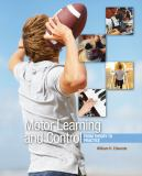 Motor Learning and Control 9780495010807