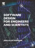 Software Design for Engineers and Scientists 9780750660808