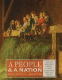 A People and a Nation, Volume I 10th Edition