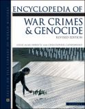 Encyclopedia of War Crimes and Genocide 9780816080830