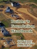 Builder's Foundation Handbook 9781410220882