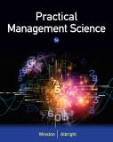Practical Management Science 5th Edition
