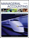 Managerial Accounting 9780078110917