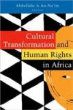 Cultural Transformation and Human Rights in Africa 9781842770917