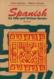 Spanish for Oral and Written Review 5th Edition
