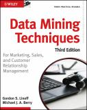 Data Mining Techniques 3rd Edition