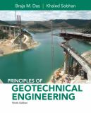 Principles of Geotechnical Engineering 9th Edition