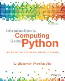 Introduction to Computing Using Python 9781118890943