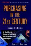 Purchasing in the 21st Century 9780471240945