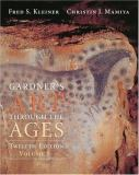 Gardner's Art Through the Ages 9780534640958