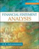 Financial Statement Analysis 9780078110962