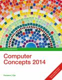 New Perspectives on Computer Concepts 2014, Enhanced 17th Edition