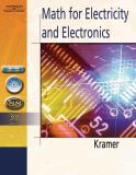 Math for Electricity and Electronics 9781401870966
