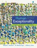 Human Exceptionality 12th Edition