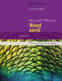 New Perspectives Microsoft® Office 365 and Word 2016 1st Edition