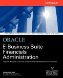 Oracle E-Business Suite Financials Administration 9780072130980