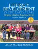 Literacy Development in the Early Years 9780133831016