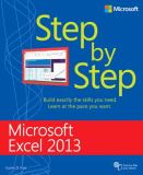Microsoft® Excel 2013 Step by Step 1st Edition