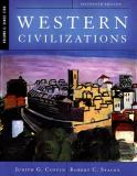 Western Civilisations, since 1789 16th Edition