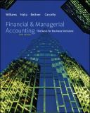 Financial and Managerial Accounting 16th Edition