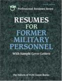 Resumes for Former Military Personnel 9780658011047
