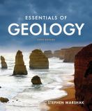 Essentials of Geology 9780393601107