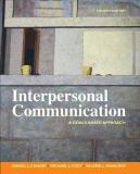 Interpersonal Communication 9780312451110