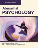 ABNORMAL PSYCHOLOGY, Second Edition (Paperback-4C) 2nd Edition