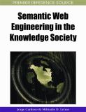 Semantic Web Engineering in the Knowledge Society 9781605661124