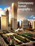 Contemporary Human Geography 2nd Edition