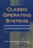 Classic Operating Systems 9780387951133