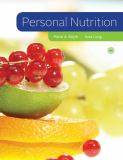 Personal Nutrition 8th Edition