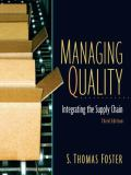 Managing Qualtity 9780131791145