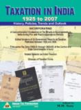 Taxation in India, 1925 to 2007 9788177081152