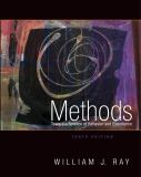 Methods Toward a Science of Behavior and Experience 10th Edition