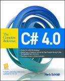 C# 4. 0 the Complete Reference 9780071741163