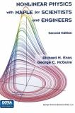 Nonlinear Physics with Maple for Scientists and Engineers 9780817641191