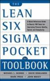 The Lean Six Sigma Pocket Toolbook 1st Edition